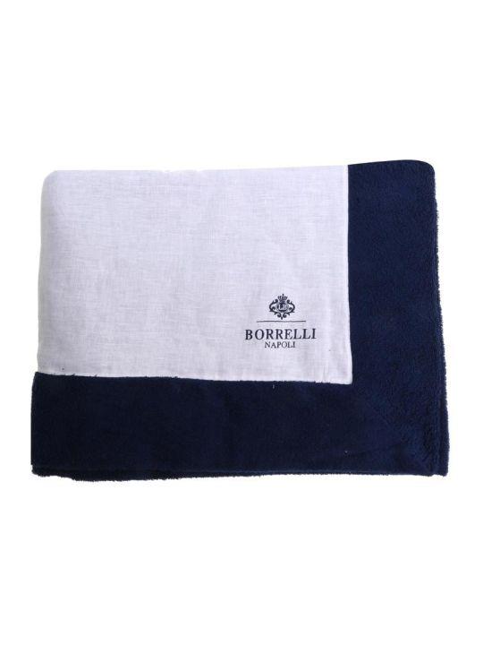 Luigi Borrelli Logo Towel