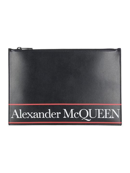 Alexander McQueen Flat Pouch