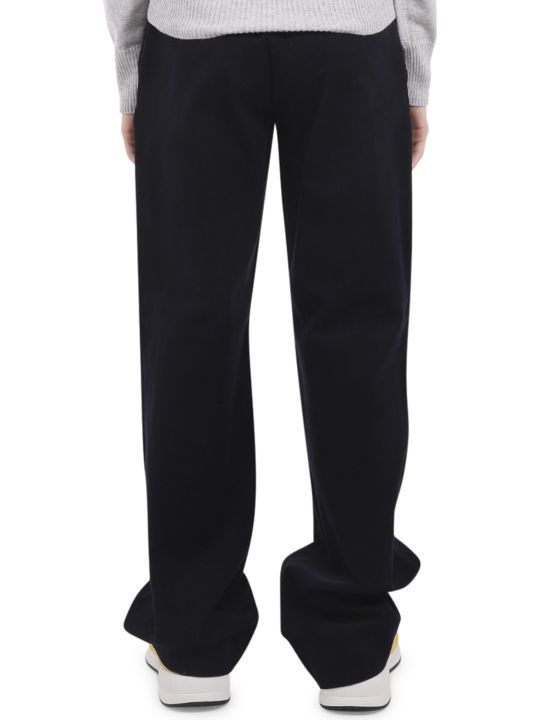 A.P.C. Navy Albane Trousers