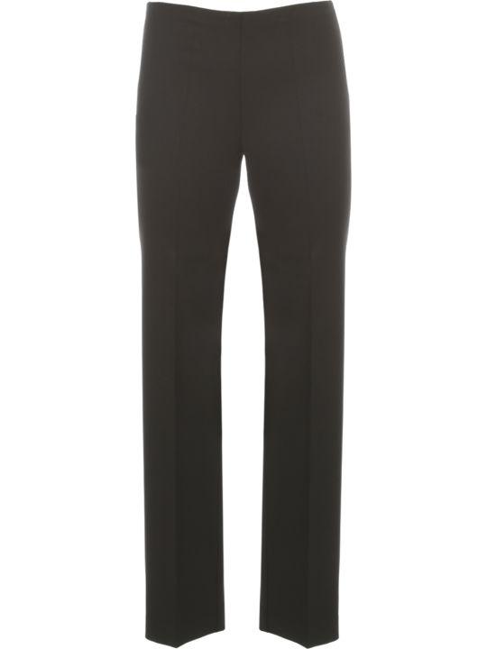 Parosh Skinny Pants Elastic Waist