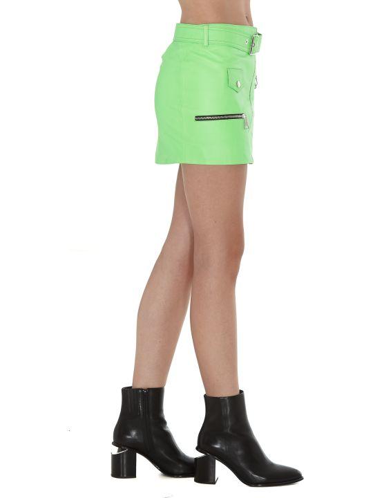 Manokhi Fluo Mini Skirt