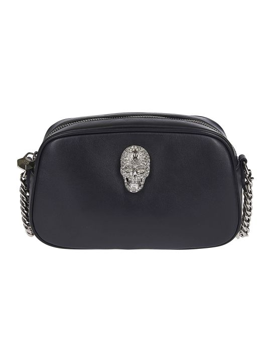 Philipp Plein Skull Shoulder Bag