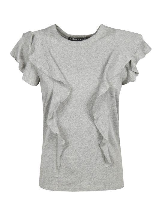 Veronica Beard Ruffle T-shirt