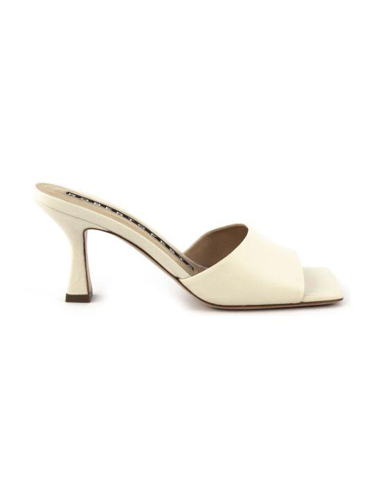 Roberto Festa Exalta Cream-tone Sandal