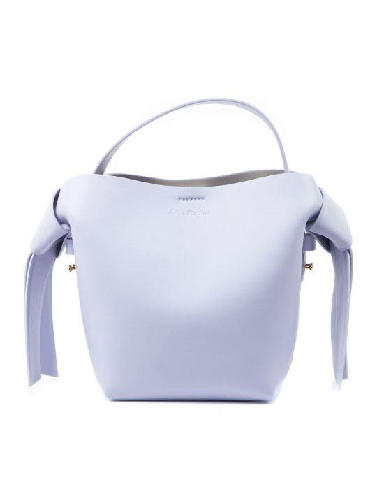 Acne Studios Liliac Leather Masubi Mini Shoulder Bag
