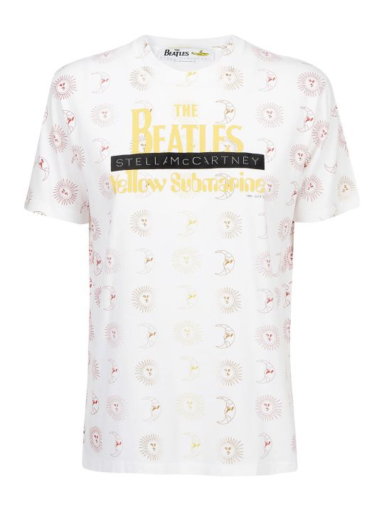 Stella McCartney Yellow Submarine All Together Now T-shirt
