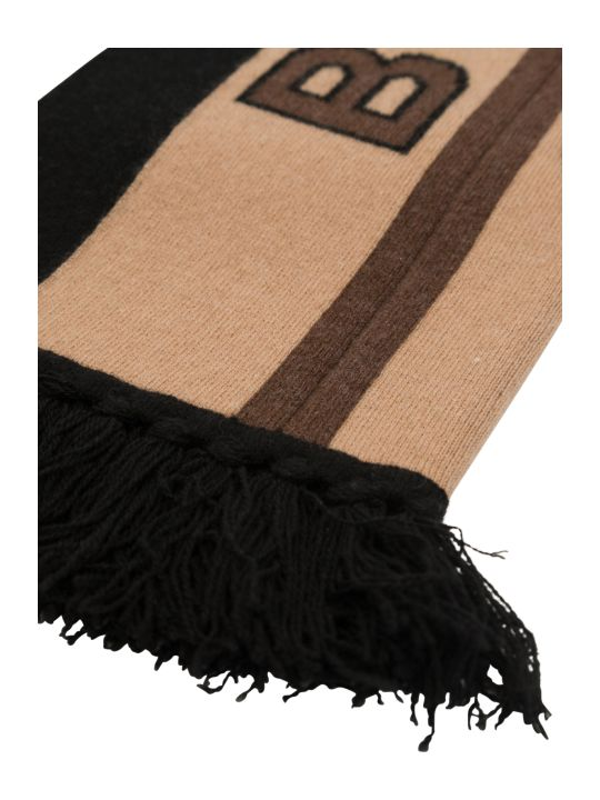Burberry Football Scarf