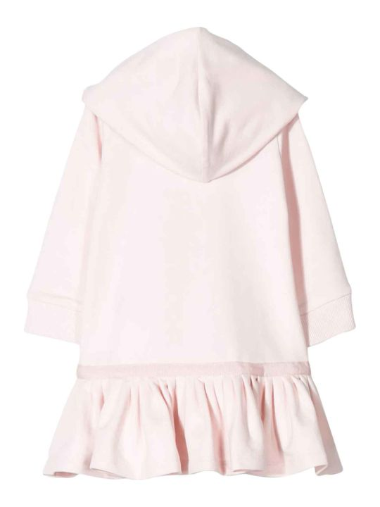 Moncler Pink Dress Baby