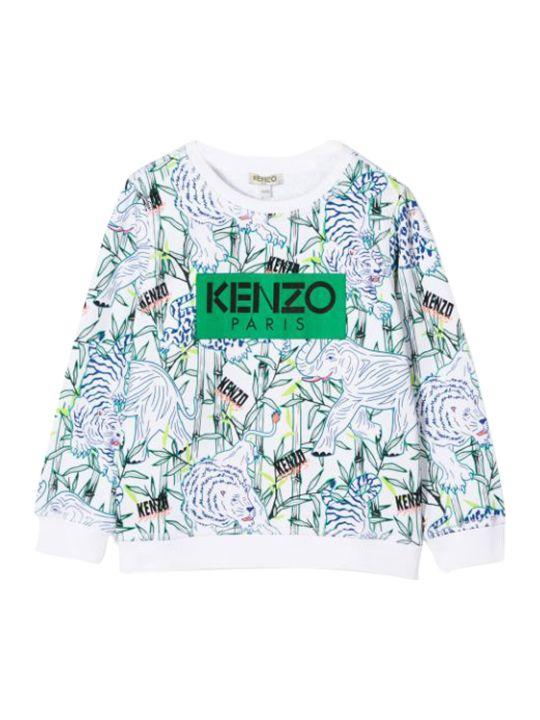 Kenzo Kids Sweatshirt With Print