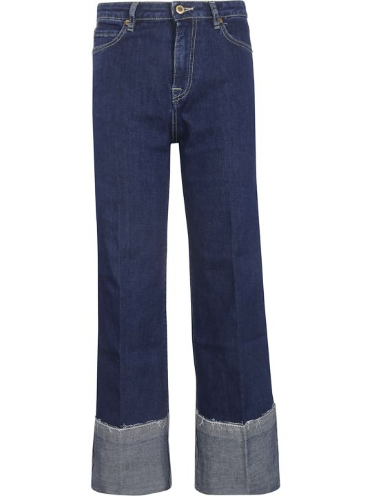 True Nyc Wide Leg Jeans