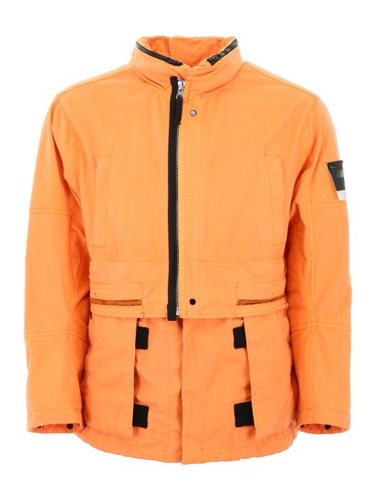Stone Island Shadow Project Jacket With Detached Hood