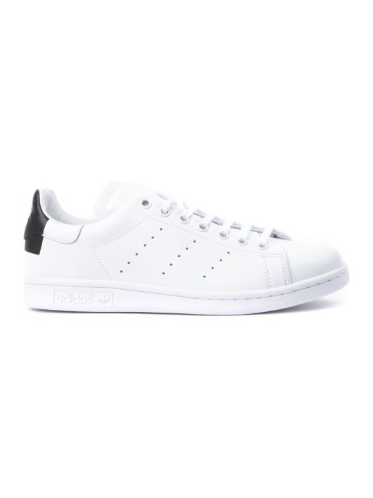 Adidas Originals Stan Smith Recon White & Black Leather Sneakers