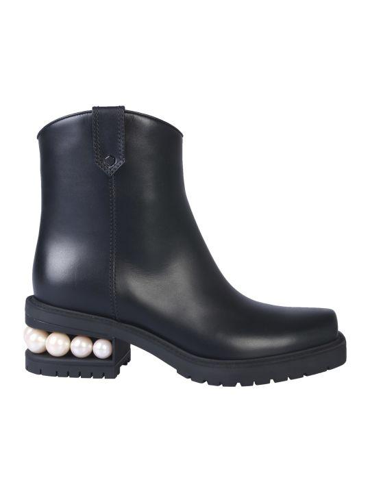 Nicholas Kirkwood Casati Western Boot
