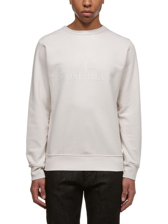 Stone Island Branded Sweater