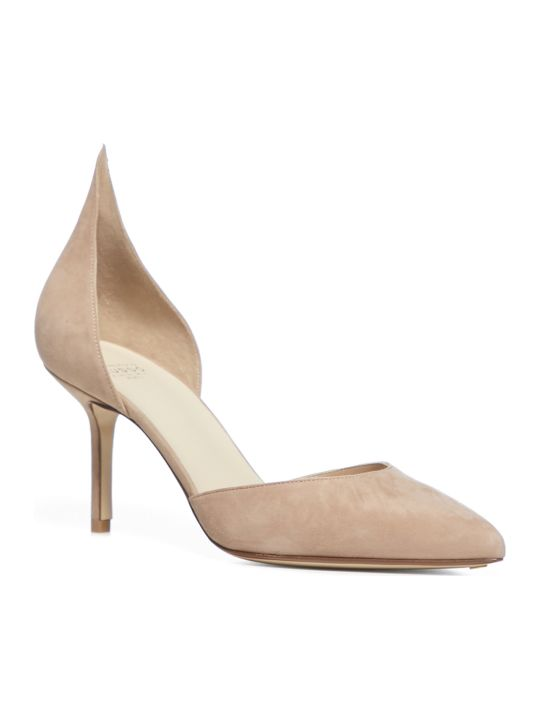 Francesco Russo 75 Mm High-heeled Shoe