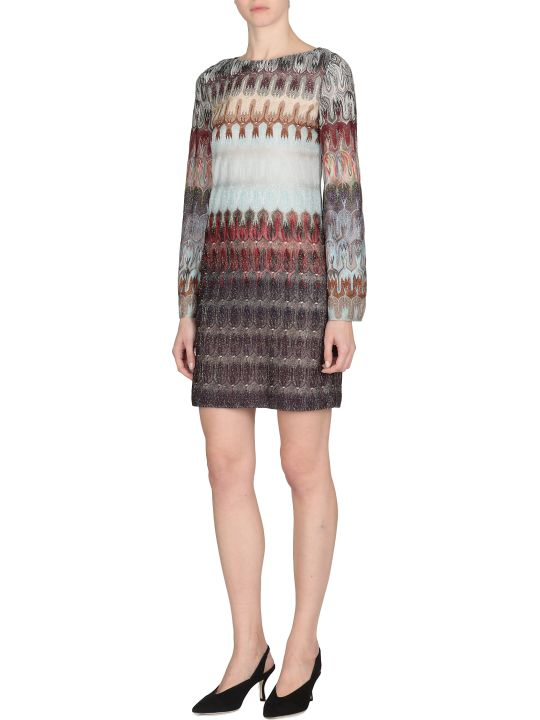 Missoni Multicolor Lurex Dress