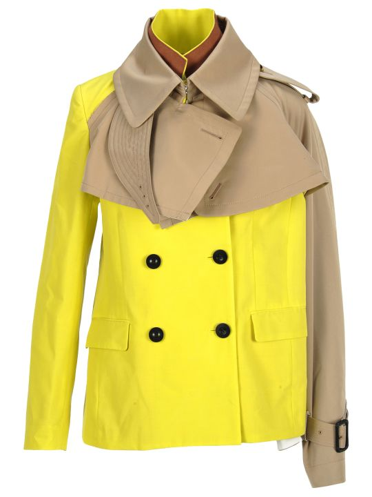 Sacai Jacket Trench