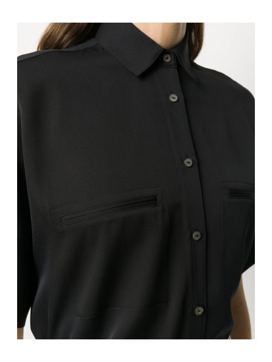 Vince Short Wide Sleeve Blouse