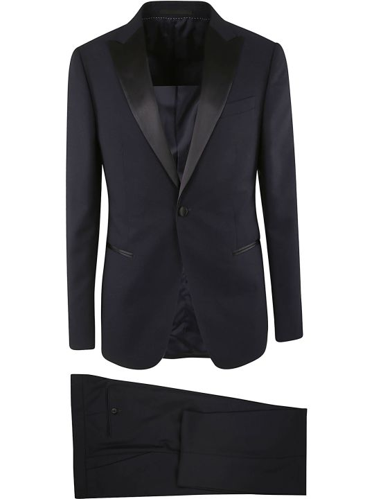 Ermenegildo Zegna Notched Lapel Suit