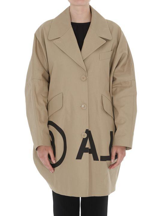 MM6 Maison Margiela Cotton Coat