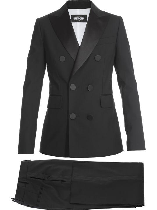 Dsquared2 Virgin Wool Suit