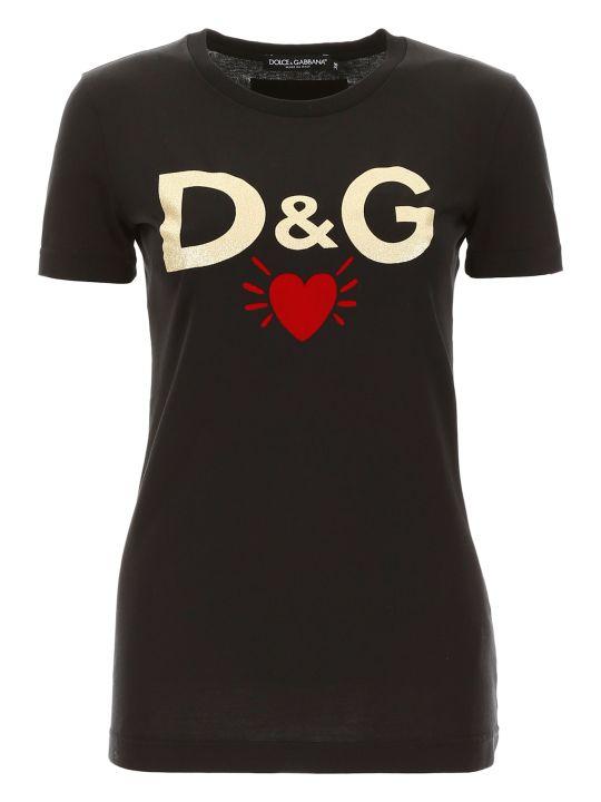 Dolce & Gabbana D&g T-shirt