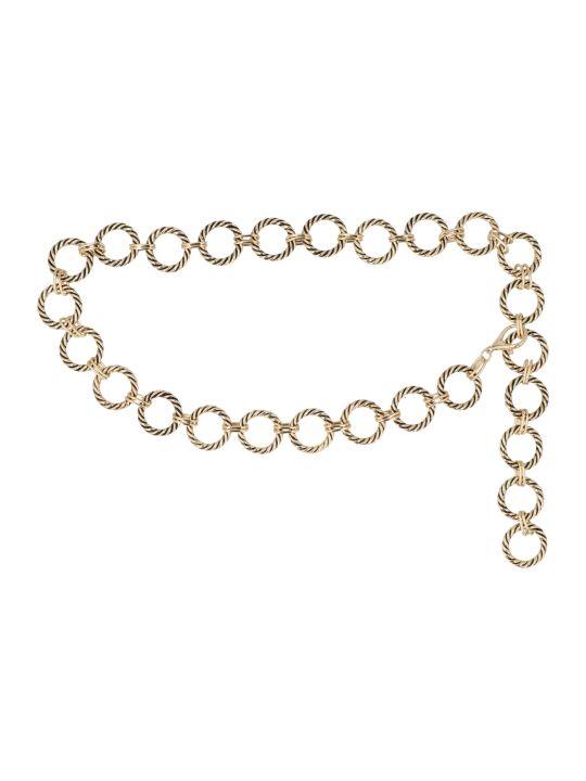 B-Low the Belt 'nadia Chain' Belt