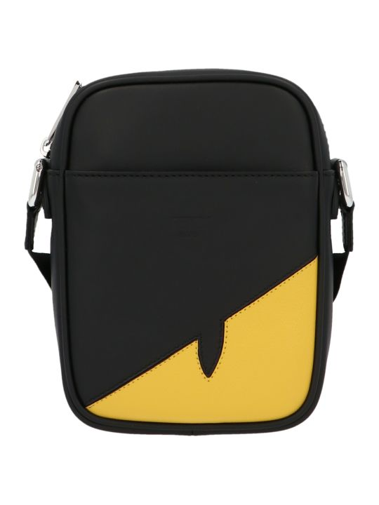 Fendi 'bugs' Cross Body Bag