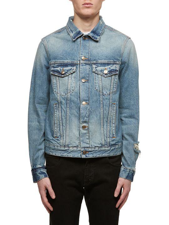 Alanui Classic Denim Jacket