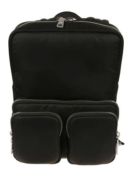 Prada Multi-pocket Backpack