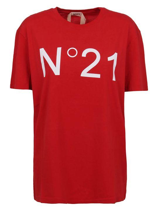 N.21 T-shirt Grigia