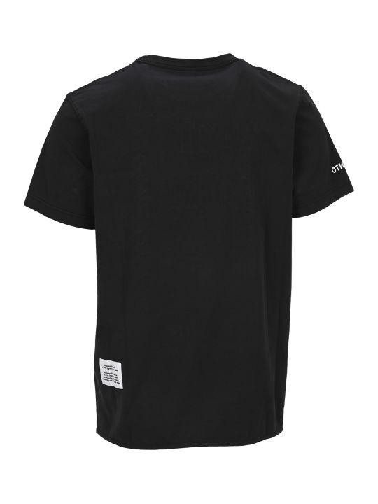 HERON PRESTON Nyc Skyline-print T-shirt