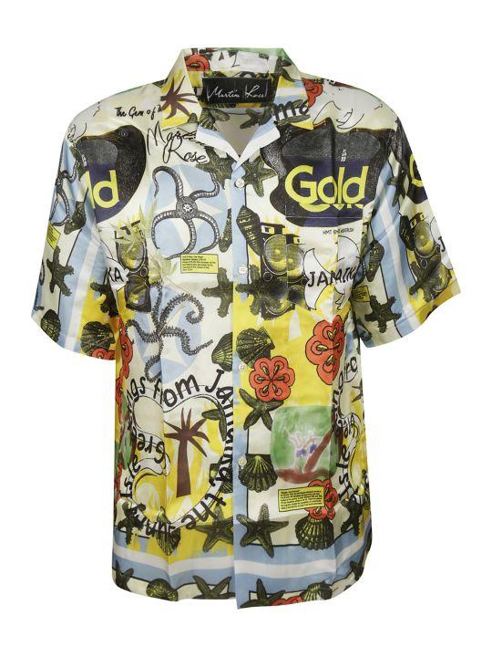 Martine Rose Hawaiian Shirt