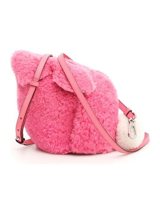 Loewe Shearling Bunny Mini Bag