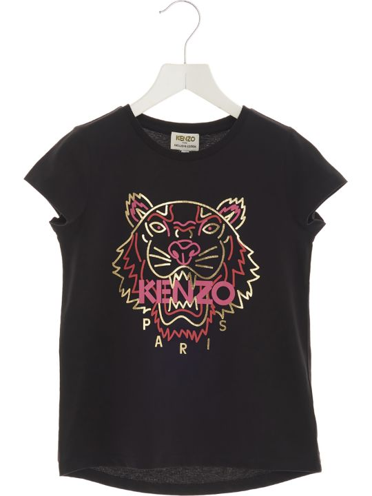 """Kenzo Kids """"chinese New Year 2020' T-shirt"""