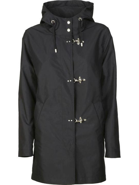 Fay Toggle Lock Hooded Coat