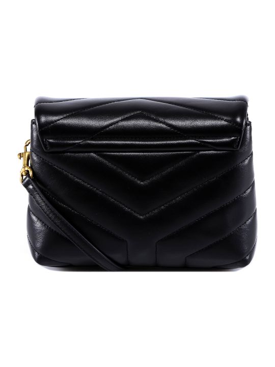 Saint Laurent Ysl Monogramme Vitello Shoulder Bag