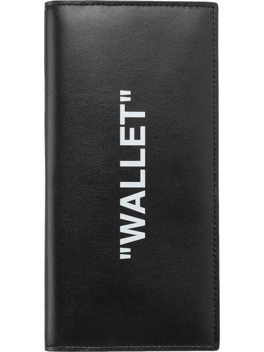 Off-White Off White Vertical Wallet