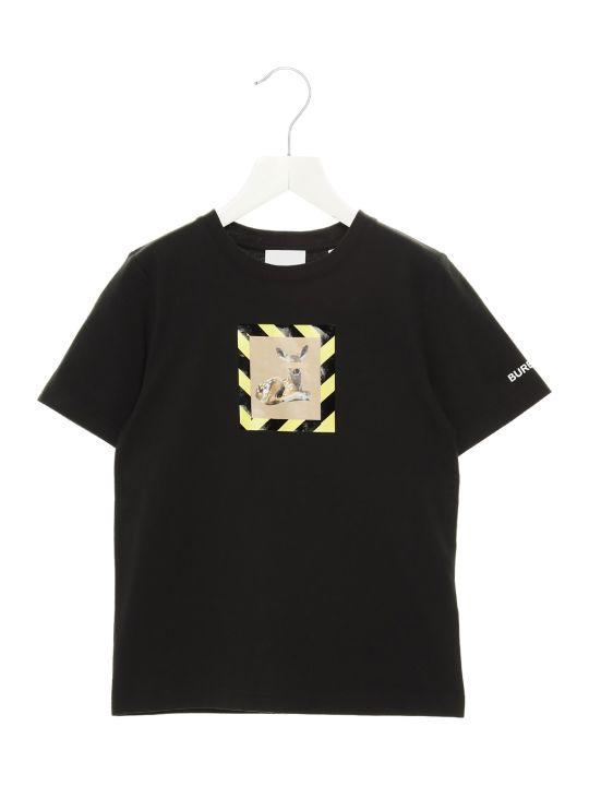 Burberry 'deer' T-shirt