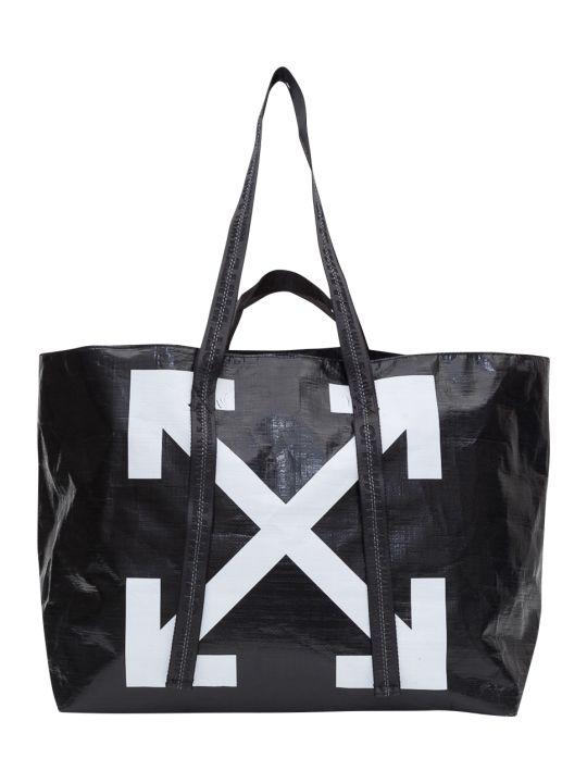 Off-White Black Arrows Tote Bag