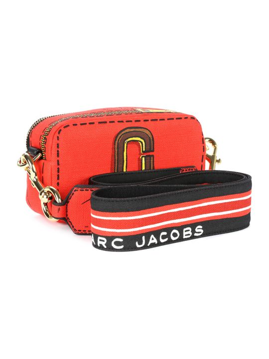 Marc Jacobs 'the Trompe L'oeil Snapshot' Bag