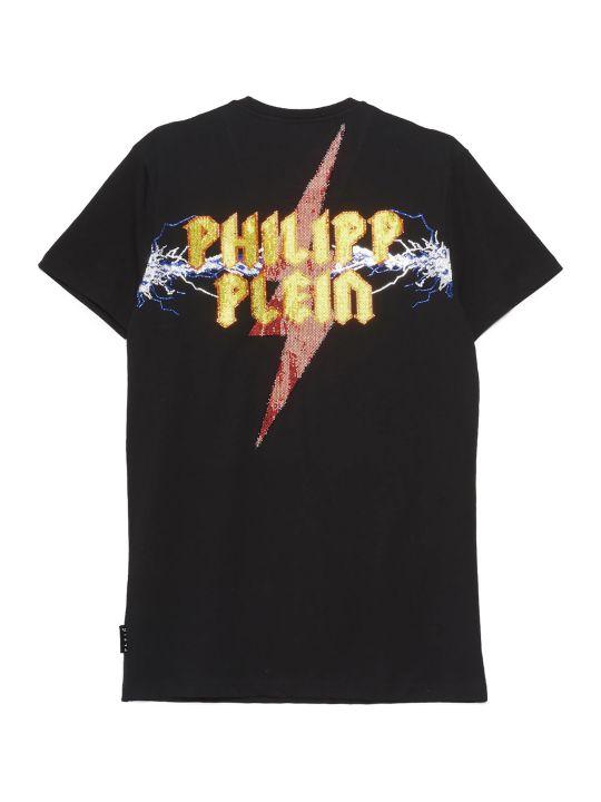 Philipp Plein 'skull Crystal' T-shirt
