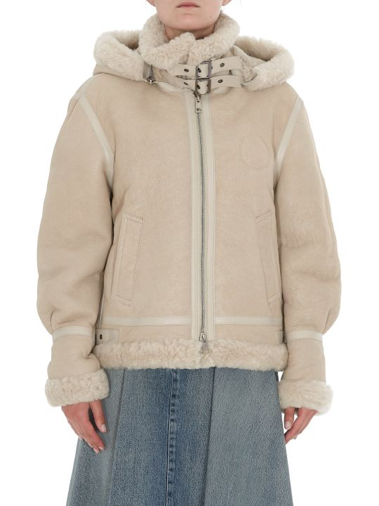 Chloé Aviator Jacket