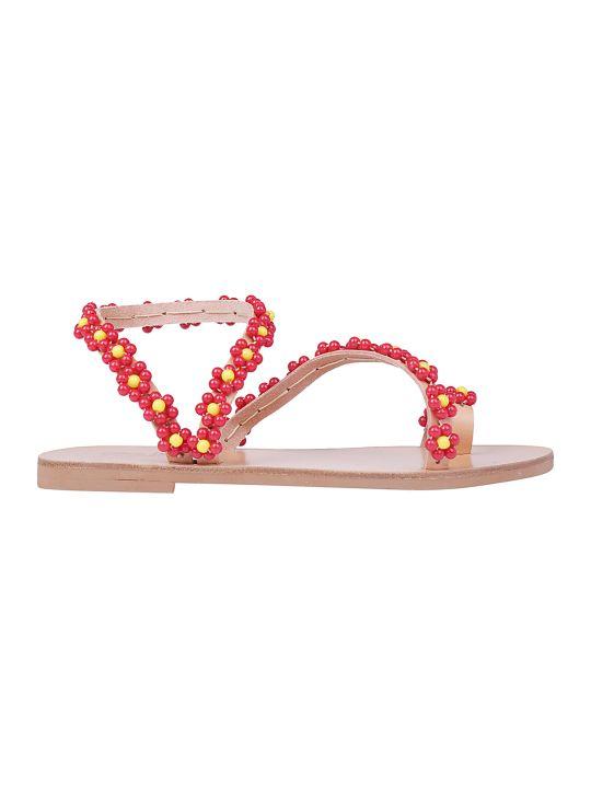 Elina Linardaki Buttercup Sandals