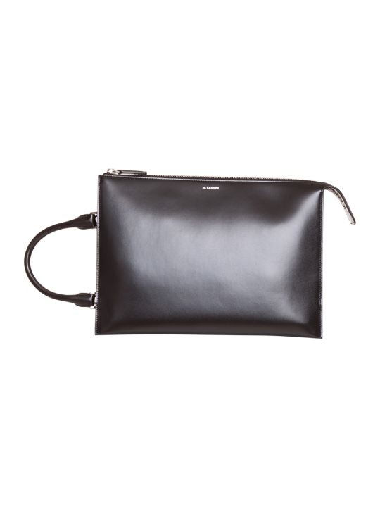 Jil Sander Shopping Crossbody Bag