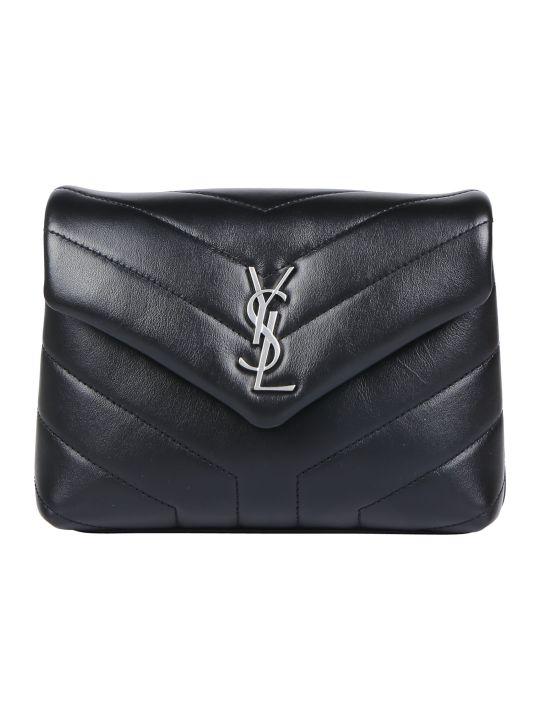 Saint Laurent Matellassè Shoulder Bag