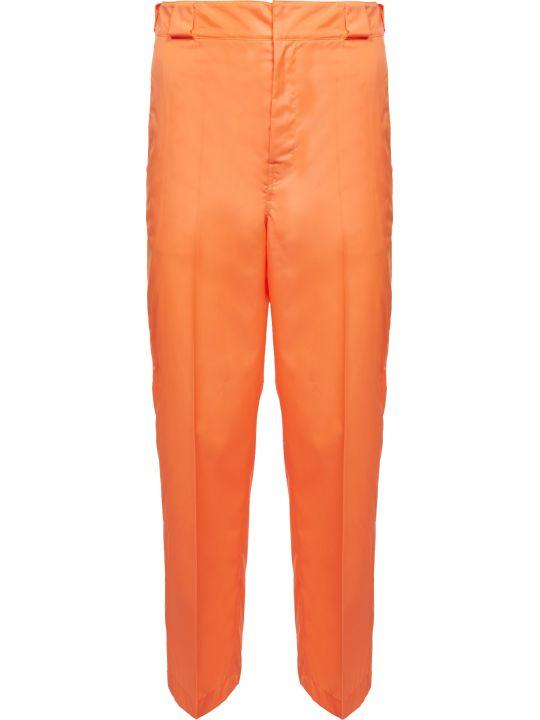 Prada Linea Rossa Tailored Cropped Trousers