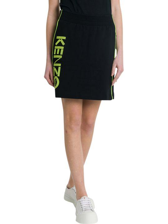Kenzo Logo Skirt