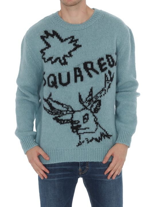 Dsquared2 Logo Woolen Pullover