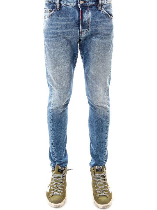 Dsquared2 Sexy Twist Jean Jeans